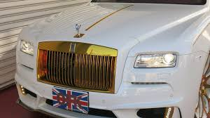 rolls royce phantasm rolls royce wraith by office k is not exactly what we would call