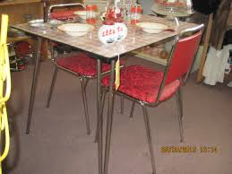 retro dining sets fabfindsblog