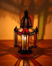 moroccan glass floor lamp 52cm moroccan style pinterest