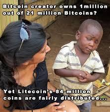 Black Kid Writing Meme - litecoin learner the abc s of litecoin