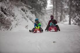 family fun on ice and snow saalbach hinterglemm
