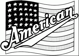 shapes coloring page coloring pages of american flag usa flag in a heart shape coloring