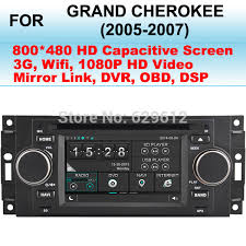 2005 jeep grand bluetooth for jeep grand car dvd 2005 2007 sd usb ipod radio aux