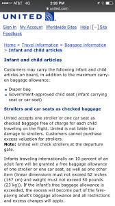 United Airlines Bags 100 United Airline Baggage Size United Airlines Free Free