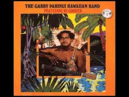 hawaiian photo album the gabby pahinui hawaiian band blue hawaiian moonlight feat