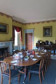 The Dining Room Monticello Wi Chronica Domus July 2017
