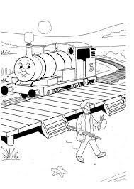 202 coloriages thomas le train images thomas