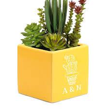 Yellow Glass Vase Succulent Vase Diy Glass Vases Green Amber 27521 Gallery