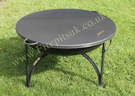 Firepits Co Uk Pit Flat Cover Table Top Lid Pit With Lid Firepits Uk