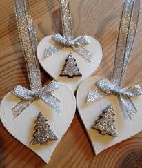 handmade tree decorations ebay