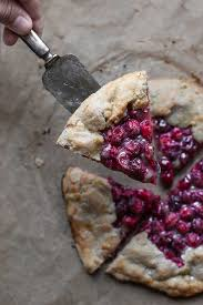 thanksgiving cranberry grain free cranberry galette a calculated whisk