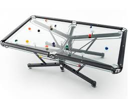 pool table ball return system the g1 billiard table can offer unique transparent playing