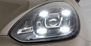 porsche cayenne headlights cayenne 957 led headlights 6speedonline porsche forum