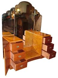 Furniture Maple Wood Furniture Frightening by 92 Best Art Deco Dressing Table Images On Pinterest Art Deco