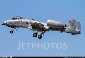Fairchild 79 0216 Fairchild A 10c Thunderbolt Ii United States Us Air
