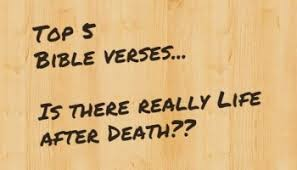 Bible Verses About Comfort After Death Top 5 Bible Verses When A Loved One Dies Everyday Servant