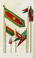 Ottoman Empire Flags Flags Of The Ottoman Empire