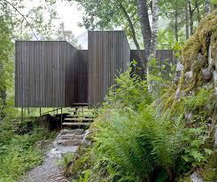 Ex Machina House Location by Juvet Landscape Hotel In Gudbrandsjuvet Norway Minimalist