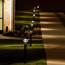Outdoor Walkway Lighting Ideas by Landscape Lighting Bollards Landscape Lighting Ideas