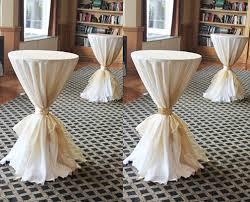 cocktail tables for rent image result for ribbon high boy but soft what light