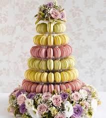 alternative wedding cakes macaroon tower 7 tier anges de sucre anges de sucre