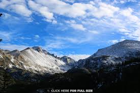 Mountain National Park Hd Wallpaper