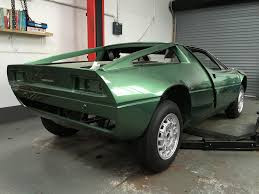maserati merak for sale 1976 maserati merak on it u0027s wheels bridge classic cars