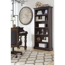 porter bookcase by ashley furniture texas furniture hut