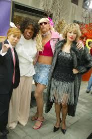 Tina Turner Halloween Costume Hilarious U0027today U0027 Show Halloween Costumes