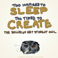 Art Student Owl Meme - everything s coming up milhouse the great tumblr book search entry