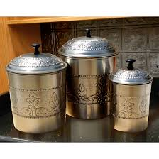 brown kitchen canister sets vintage plastic nesting kitchen