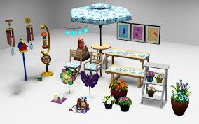 converted objects sims 3 custom content pinterest backyards