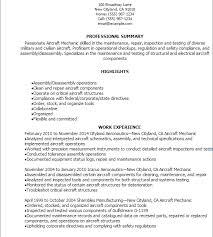 Auto Mechanic Resume Templates Download Mechanic Resume Haadyaooverbayresort Com