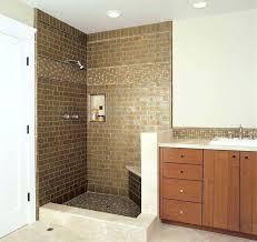 Bathroom Shower Tile Patterns Brown Shower Tile Shower Tile Designs And Add Bathroom Floor And