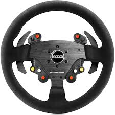 volanti sparco thrustmaster rally wheel add on sparco皰 r383 mod volante pc