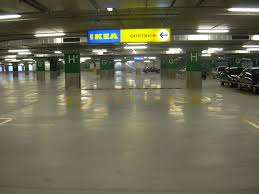 ikea parking lot ikea damansara