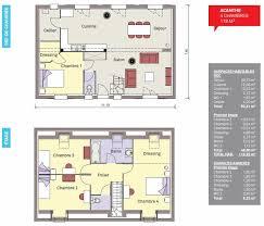 plan maison etage 4 chambres 1 bureau plan maison etage 4 chambres 1 bureau 5 notre premi232re yvelines