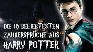 harry potter zaubersprüche buch die 10 beliebtesten zaubersprüche aus harry potter
