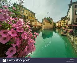 vieux canap annecy le vieux canal and town architecture a beautiful