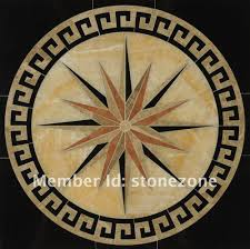 waterjet marble floor patterns flooring design tms many designs
