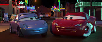 cars sally human image gallery lightning mcqueen and sally