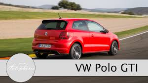 vw polo gti 1 8 tsi 192 hp acceleration 0 100 kph sound 6