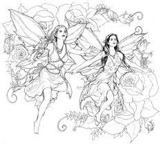 fairy coloring pages digital art gallery fairy coloring pages