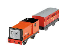 rusty train amazon com thomas the train trackmaster rusty with car toys u0026 games