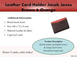 Best Business Card Holder Leave The Best Impression With Stylish Business Card Holder