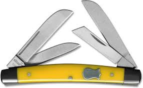 boker kitchen knives knives boker congress knife yellow bk bo214y