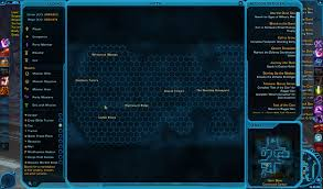 Swtor Map Grady U2013 Social Items Vendor Map View Hoth Swtor Guides For
