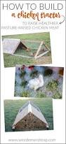 Raising Meat Chickens Your Backyard by How To Build A Chicken Tractor