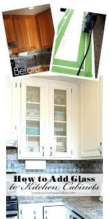 Kitchen Cabinet Door Panels by Glass For Kitchen Cabinet Doors U2013 Colorviewfinder Co