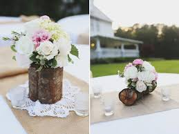 autumn taylor rustic outdoor spring wedding at the sonnet